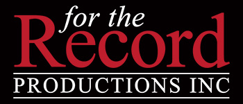 For The Record Productions Inc Logo